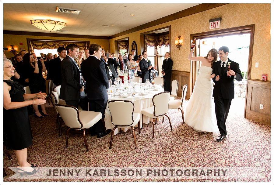St Clair Country Club Pittsburgh Wedding Photographer 004
