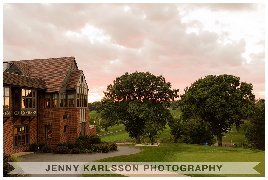 St Clair Country Club Pittsburgh Wedding Photographer 014