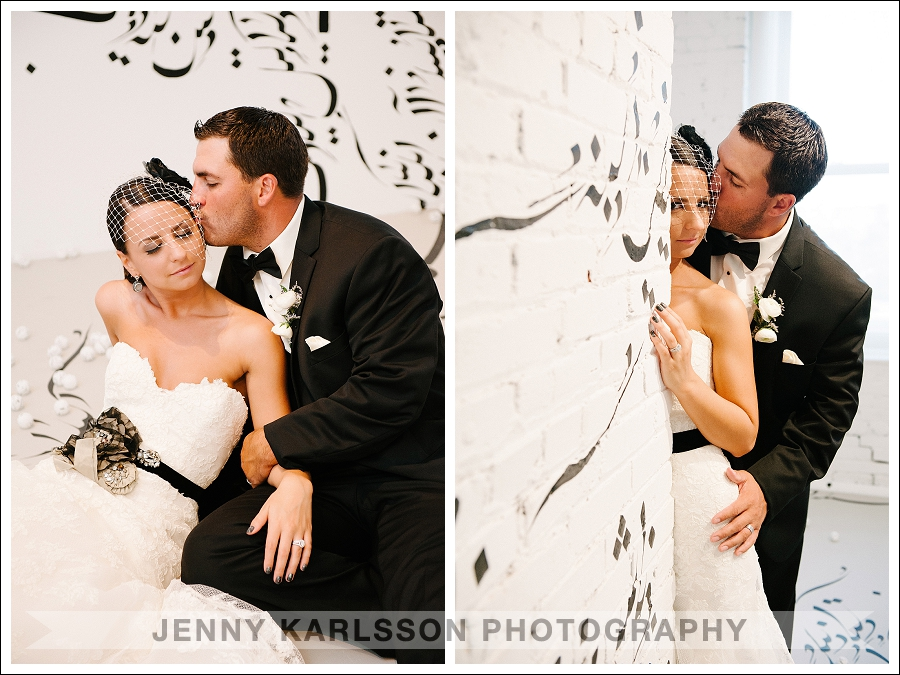Mattress Factory Wedding Portraits