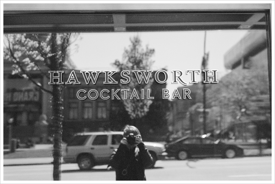 Hawksworth Cocktail Bar Vancouver