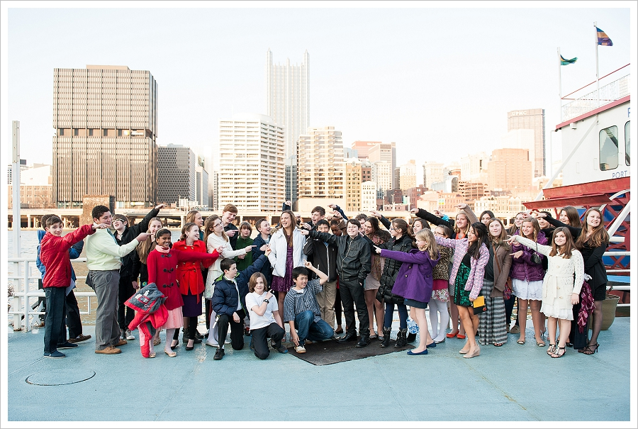Gateway Clipper Pittsburgh Bat Mitzvah