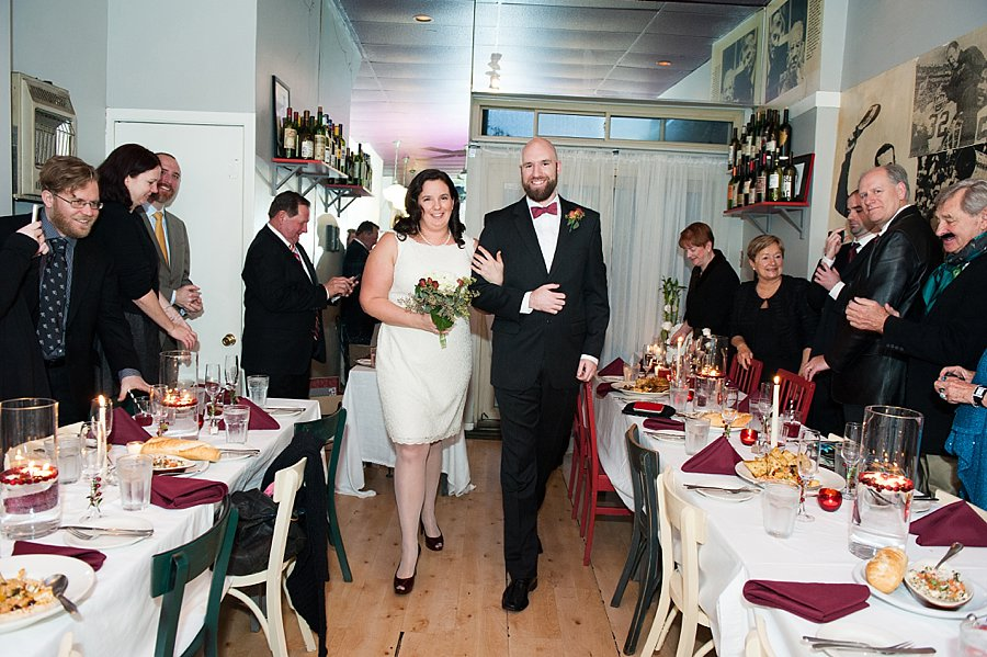 wedding at cafe du jour pittsburgh