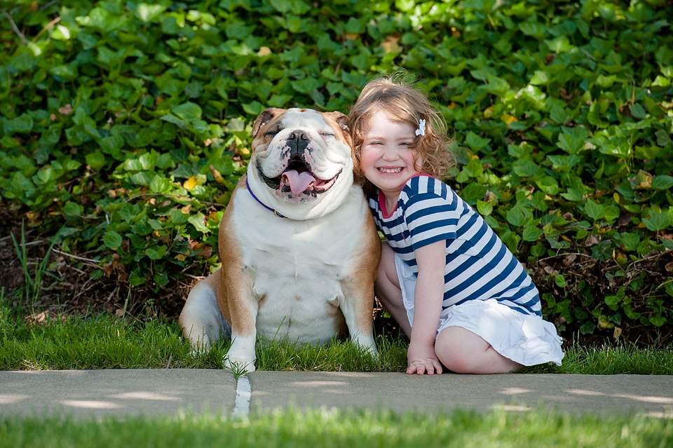 dog and children's photography