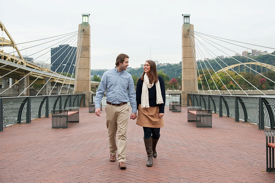 engagement pittsburgh north shore