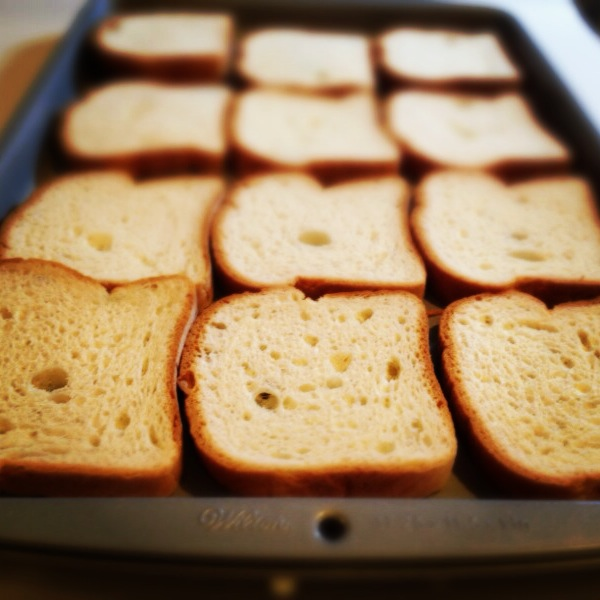 Gluten Free Bread Must be Toasted First