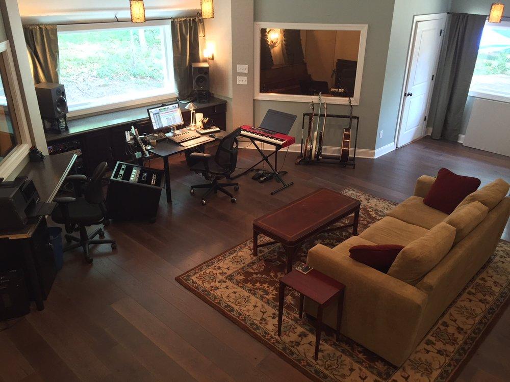Studio view 1