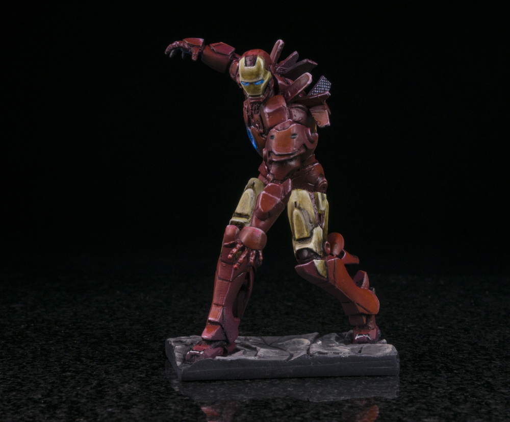 Knight Models 70mm Iron Man Miniature