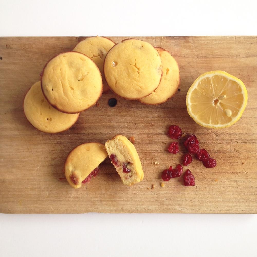 LemonCranberryBantingMuffins
