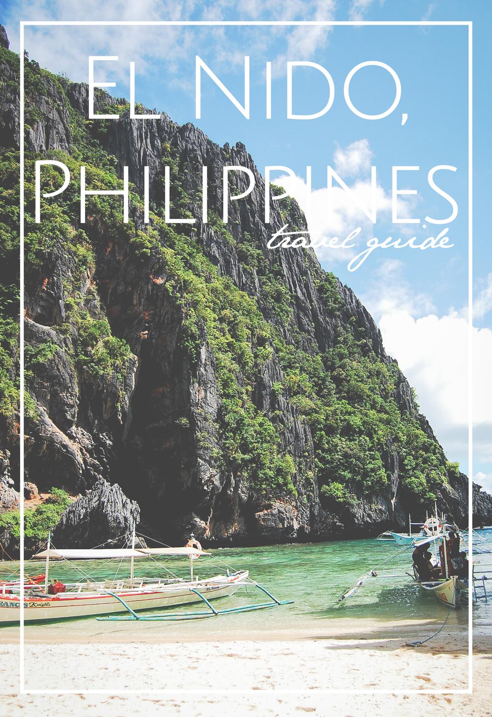 El Nido Travel Guide Philippines