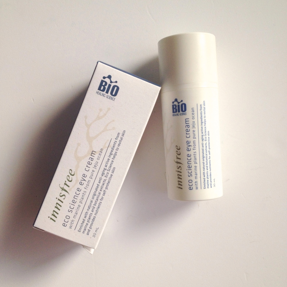 Innisfree Eco Science Eye Cream Review