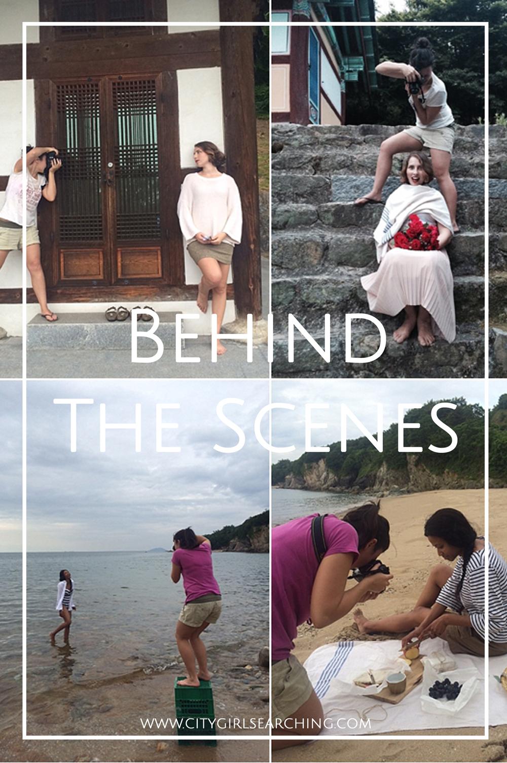 BehindTheScenes Phographer
