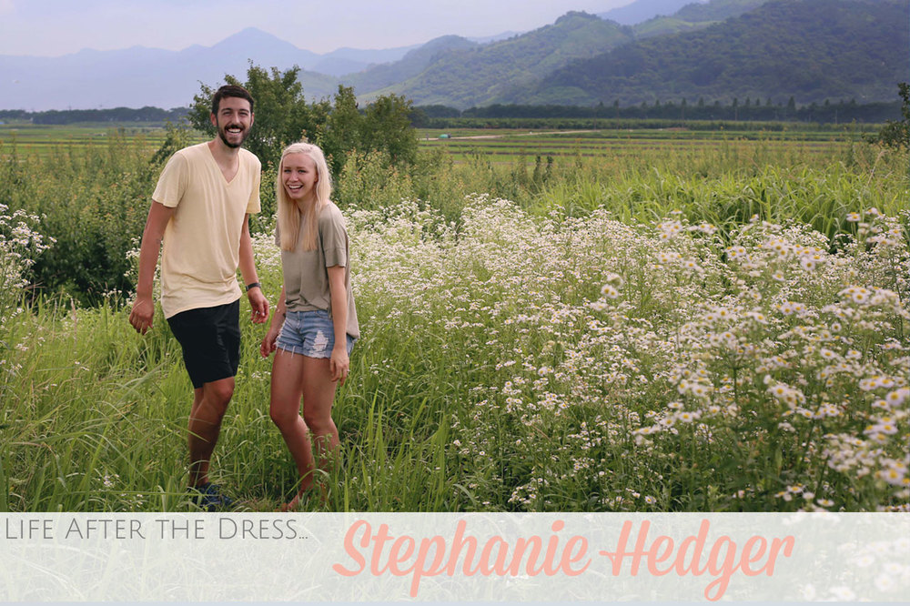 Life After TheDress Stephanie Hedger