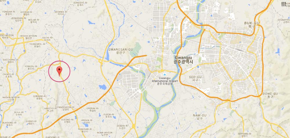 Gwangju Dog Park