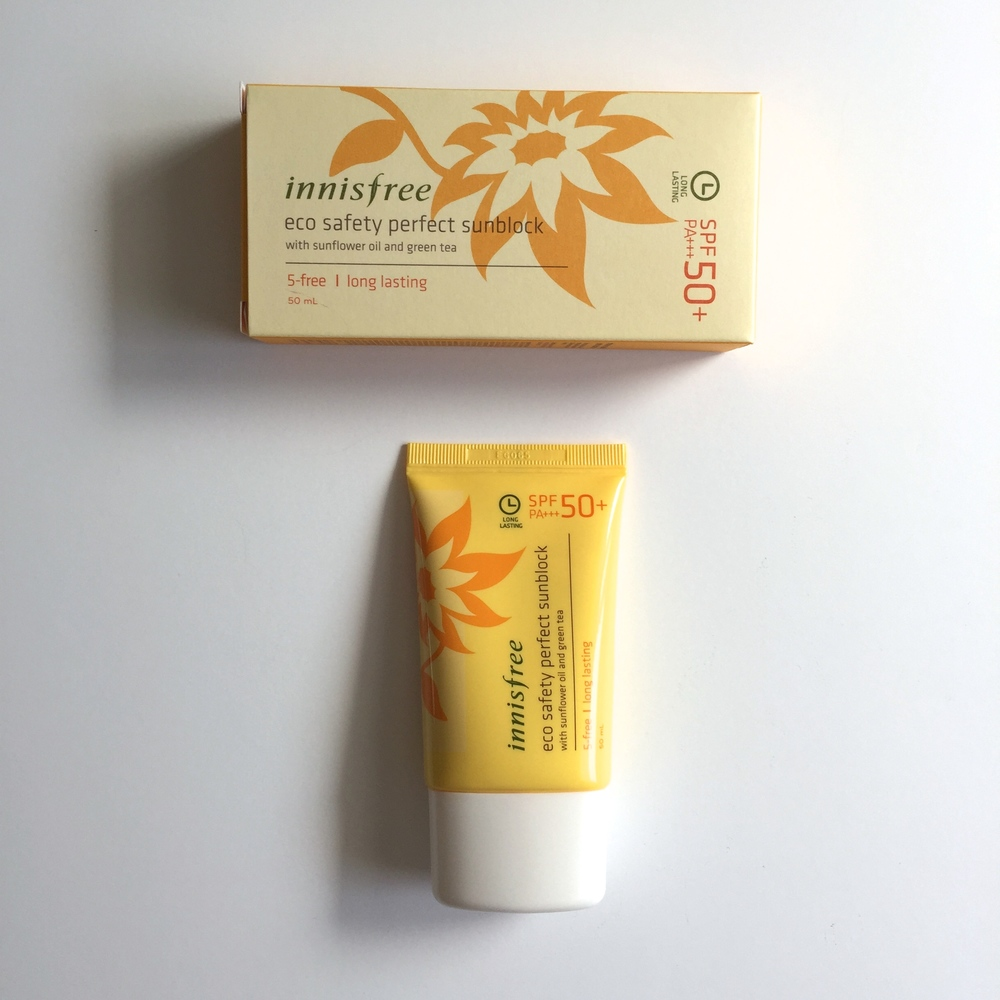 Innisfree Eco Safety Perfect Sunblock