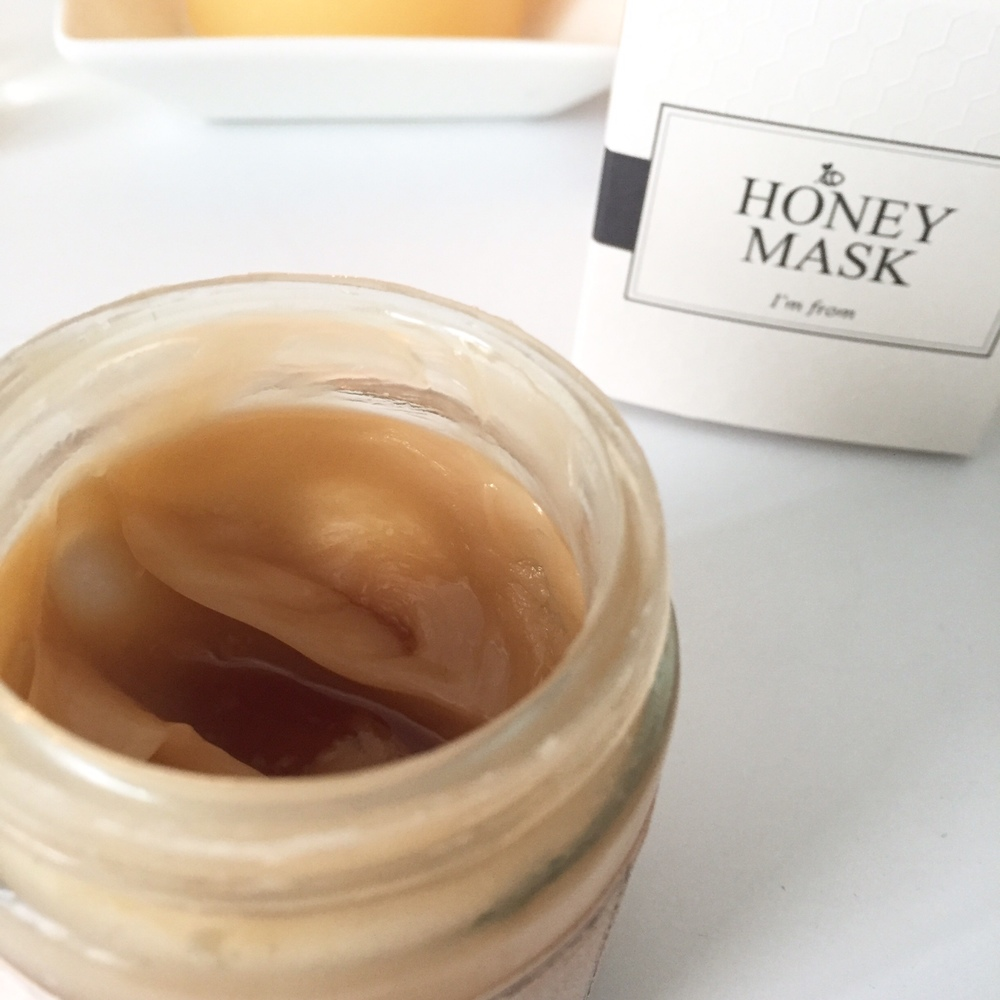 Im From Honey Mask Korean Beauty