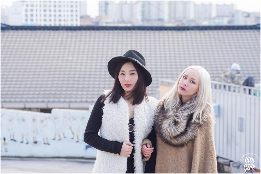 High Street Fashion Inspired Styled Shoot South Korea