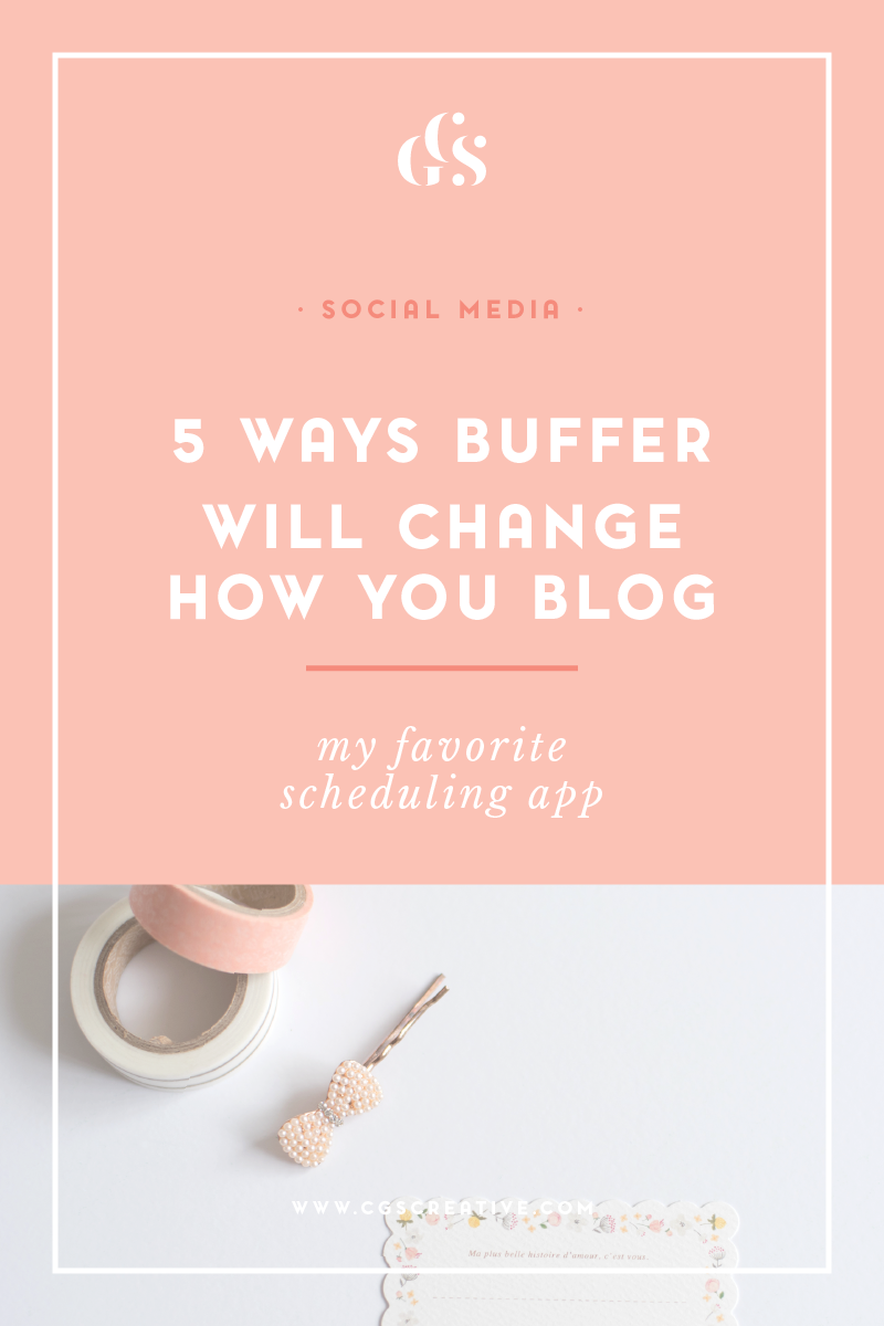 How Buffer Will Change The Way You Blog Blogging Tips