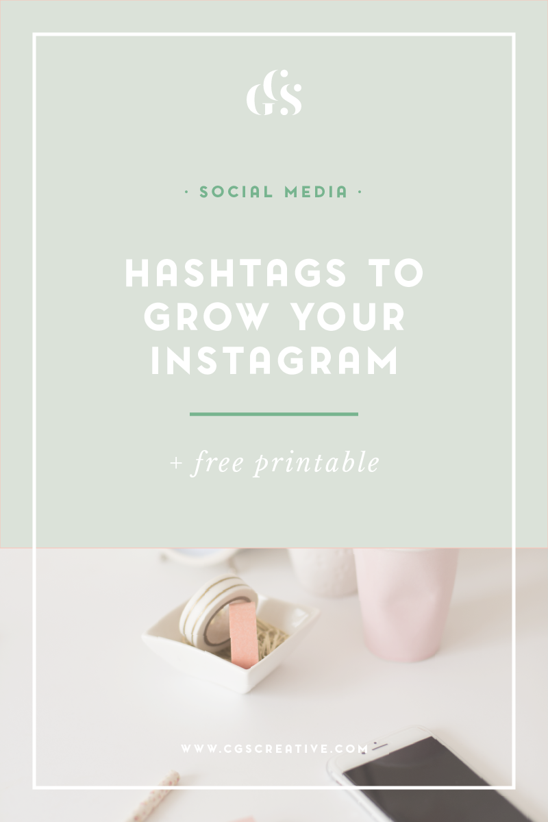 How To Grow Instagram Using Hashtags - Instagram Tips