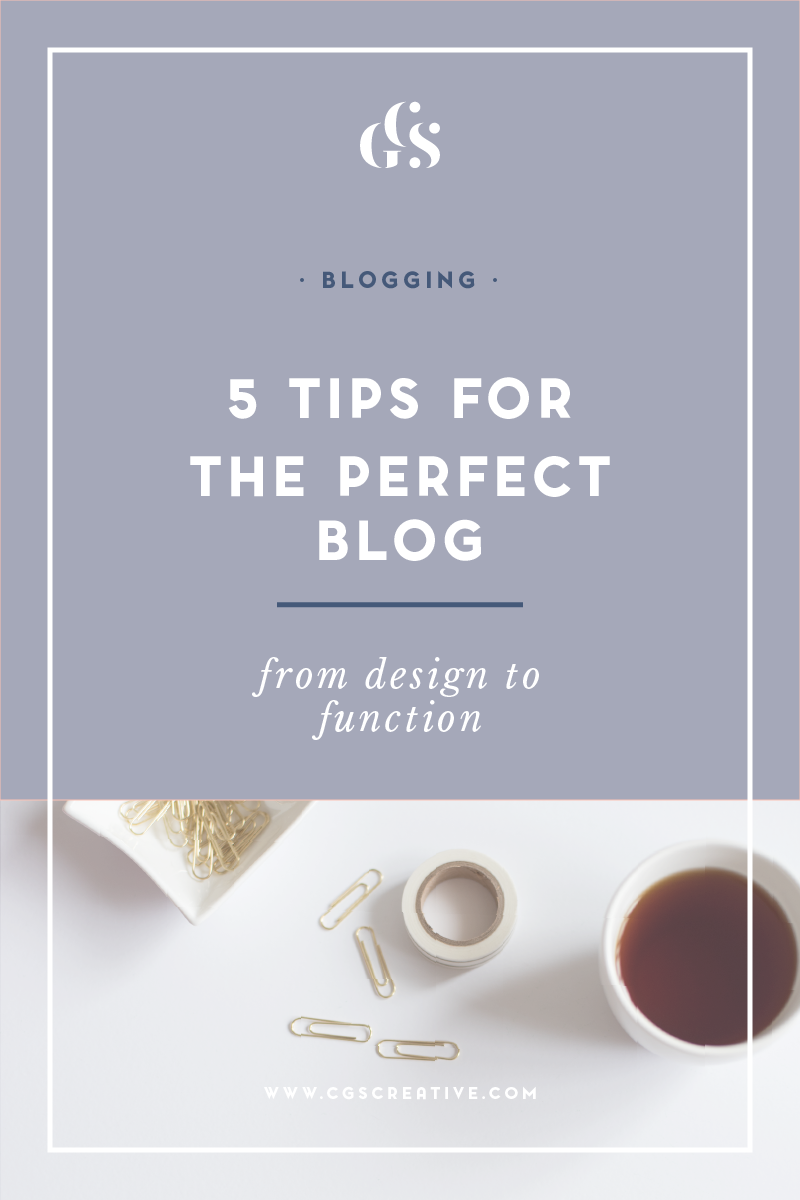 Blog Tips for the Perfect blog