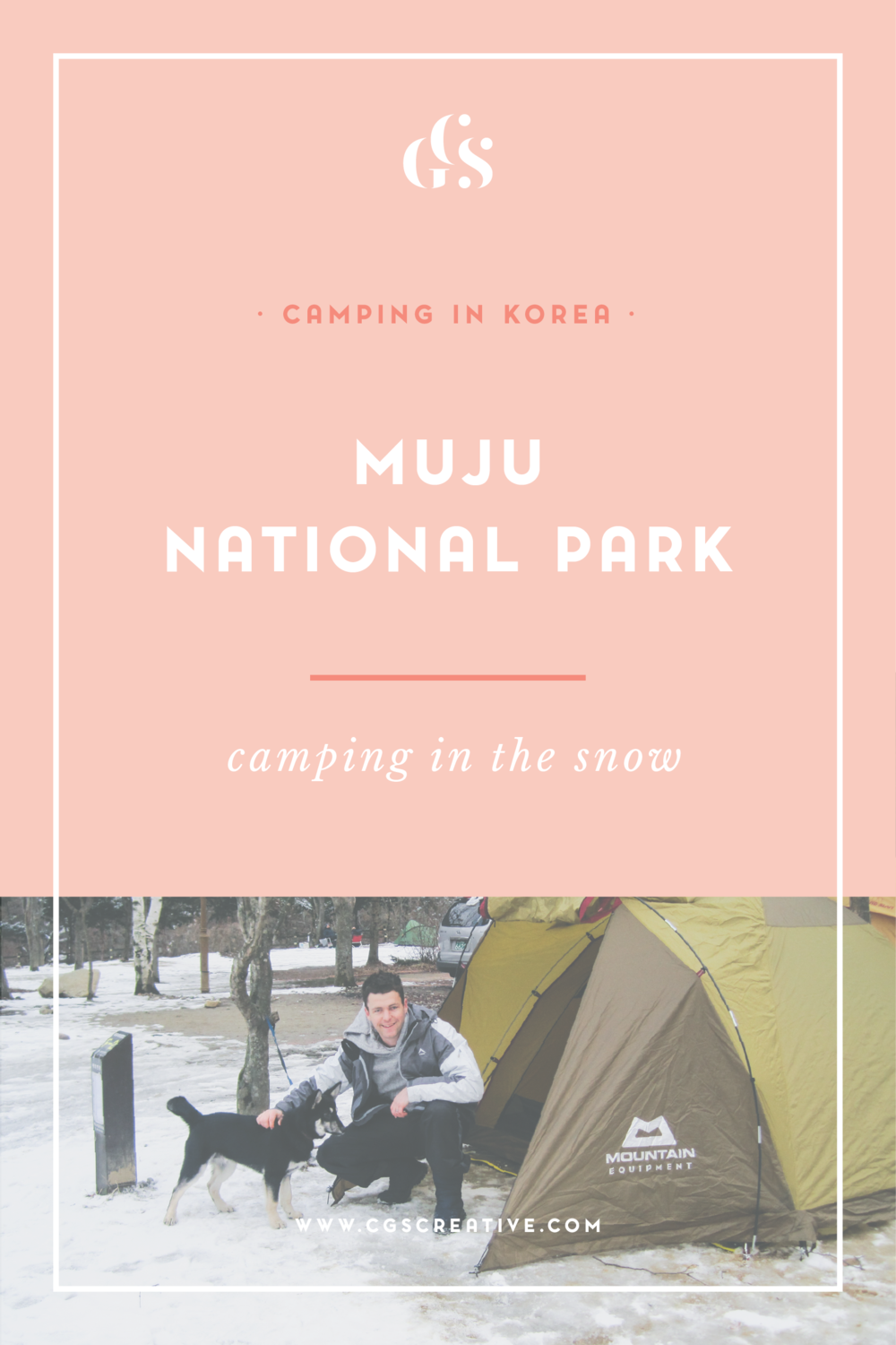 Skiing Muju Resort, SouthKorea & Camping In The Snow