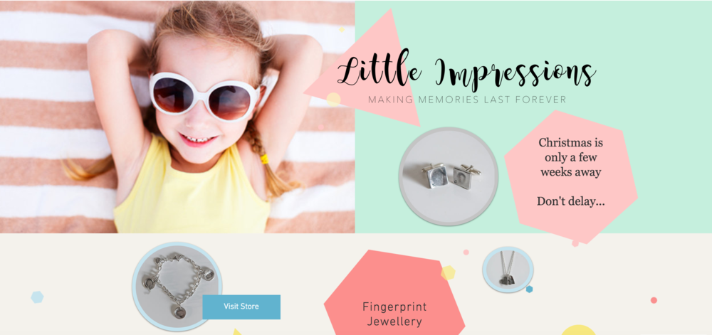 Little Impressions - Fingerprint Jewellery