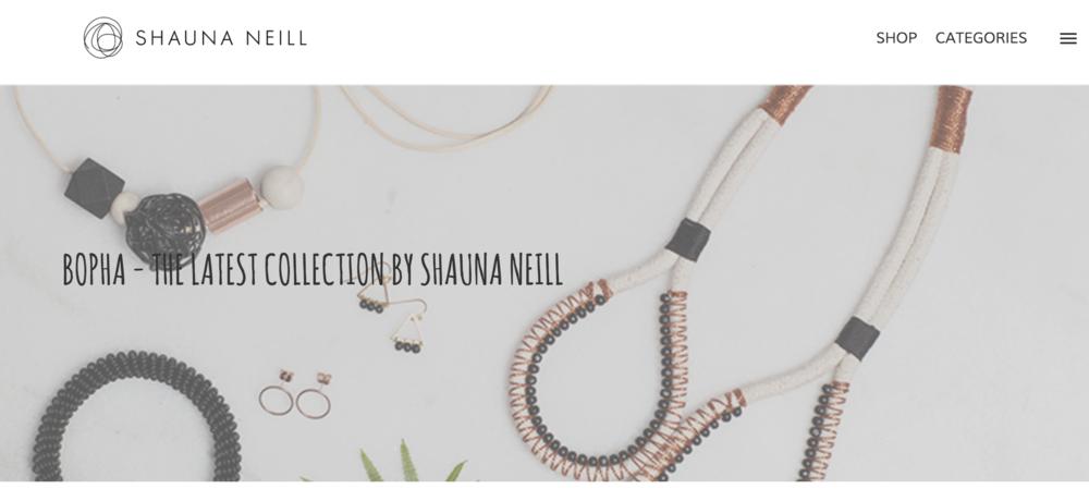 Shauna Neill Jewellery