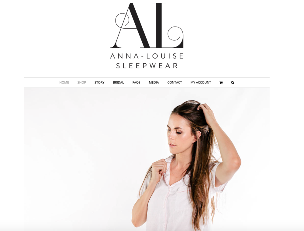 Anna Louise Sleepwear