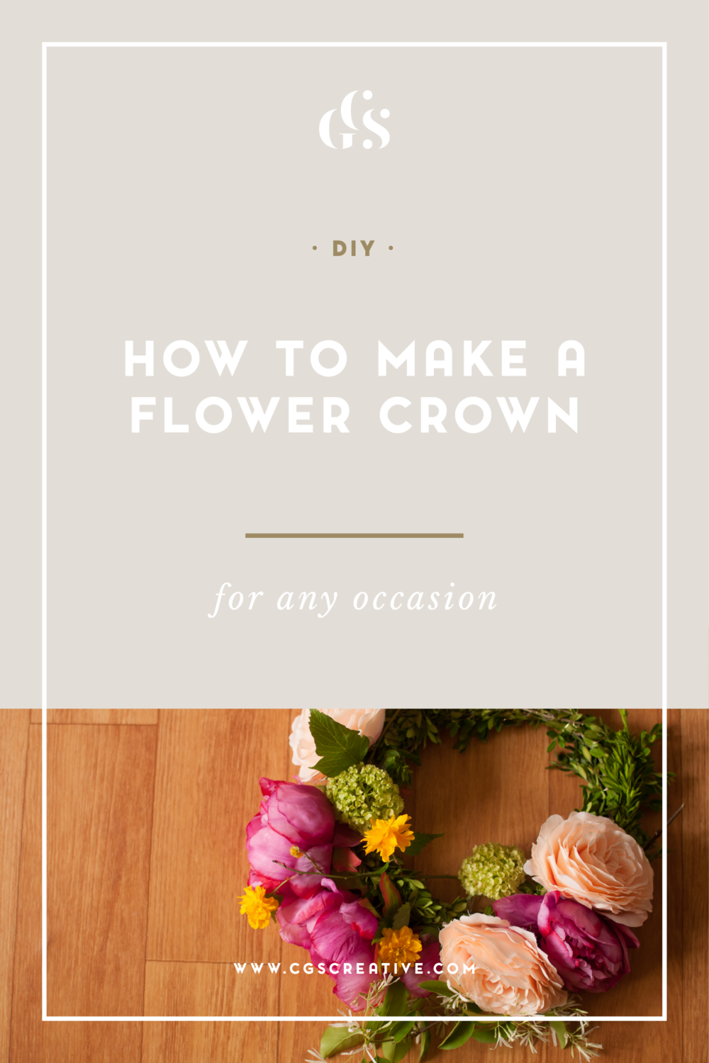 How To Make A Flower Crown Diydaysinkorea Citygirlsearching