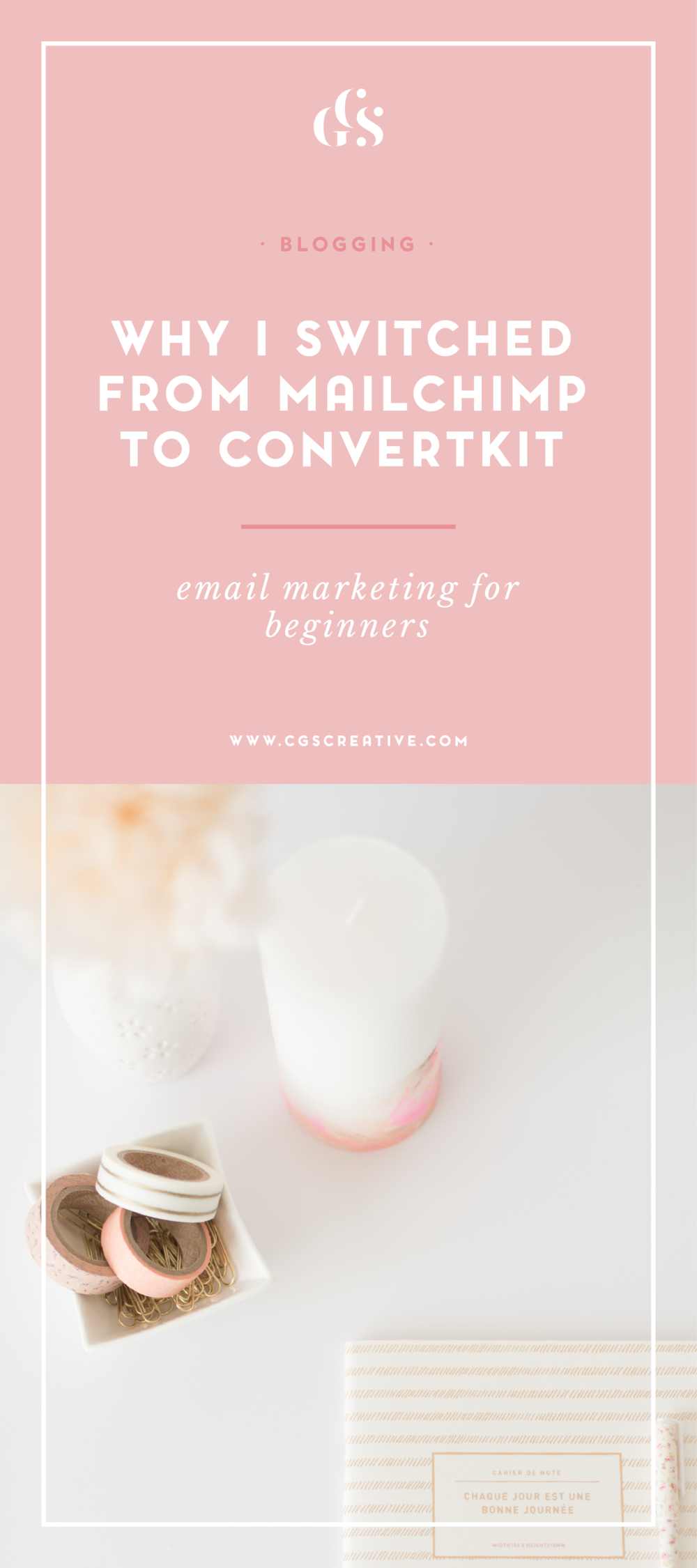 Why moved from mailchimp to convertkit blog