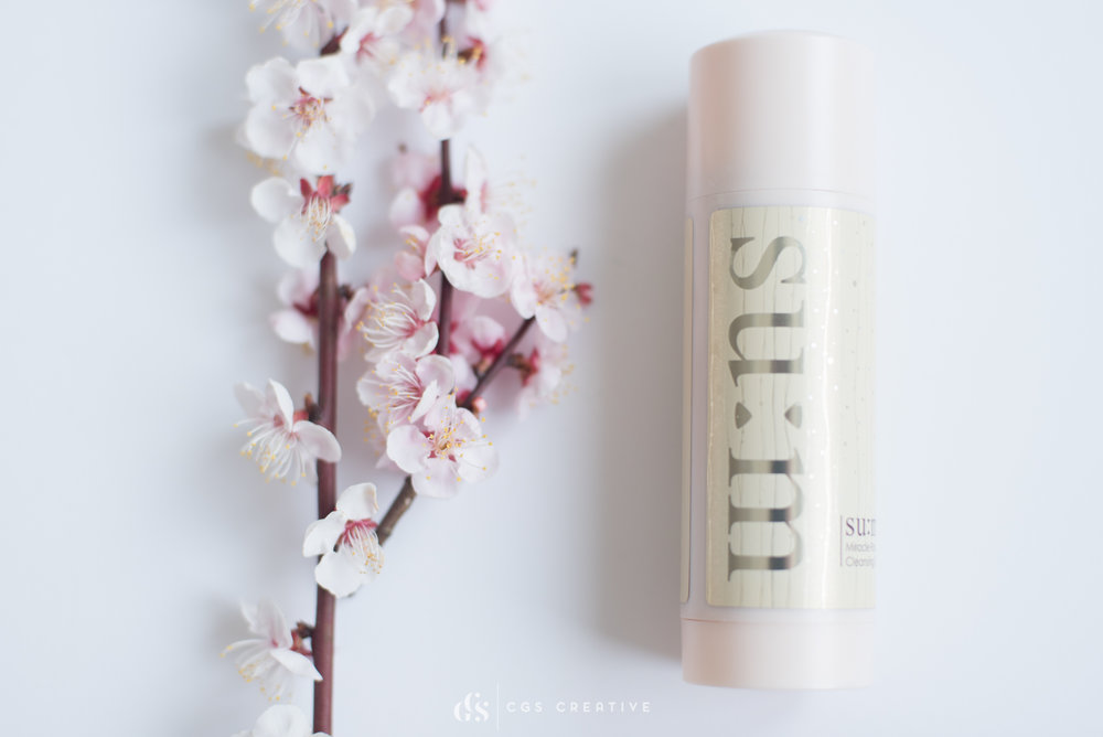 SUM:37 Miracle Rose Cleansing Stick Korean Beauty Review