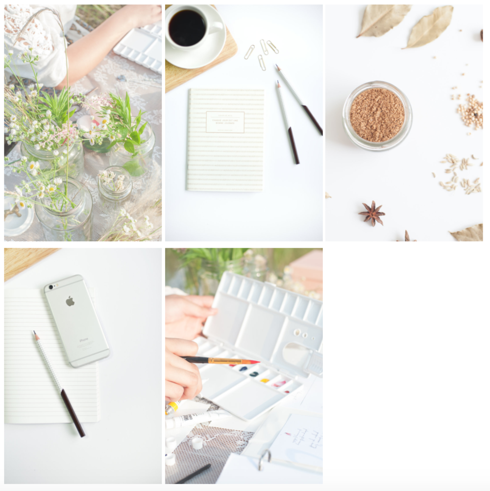 free styled stock photos for bloggers