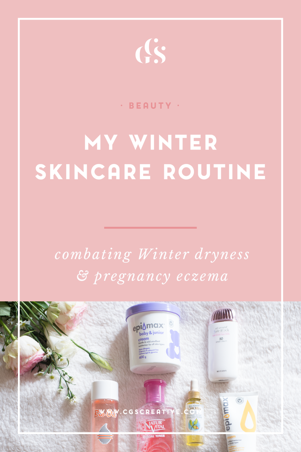 Eczema During Pregnancy >> My Winter Skincare Routine Combating Winter Dryness Pregnancy