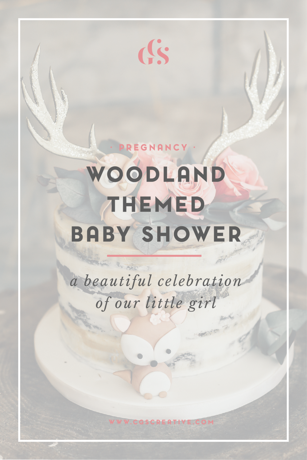 My Woodland Themed Baby Shower In Celebration Of Our Baby Girl