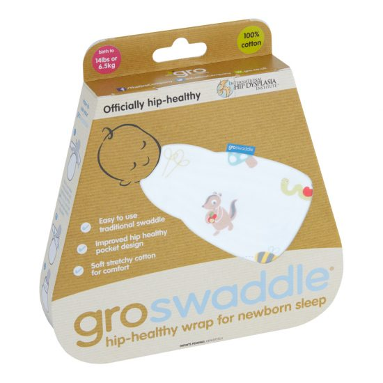 Groswaddle Swaddle Blanket -