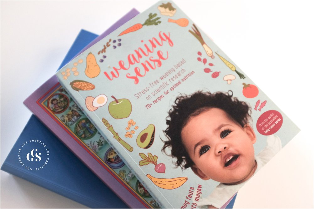 #EverlyStartsSolids Weaning Baby 5 months start solids