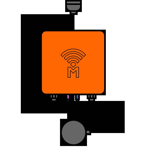 PUC - Passive Upload Connection