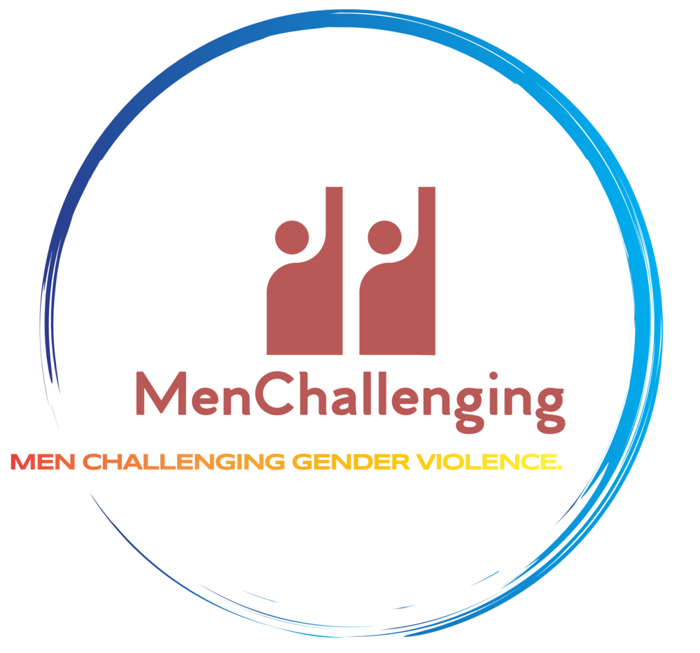 MenChallenging is - a challenge to men to raise money in support of survivors of gender violence and to take concrete action to end the violence. 100% of money raised goes to the organizations that MenChallenging supports.