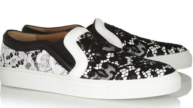 Givenchy Lace Sneakers