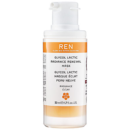 REN -Glycol Lactic Radiance Renewal Mask
