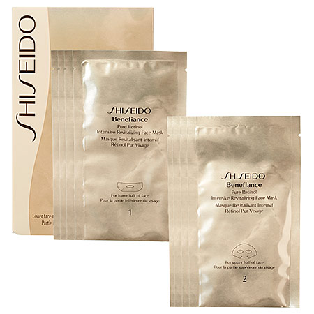 SHISEIDO - Benefiance Pure Retinol Intensive Revitalizing Face Mask