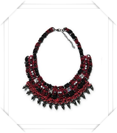 Zara  Spike Necklace