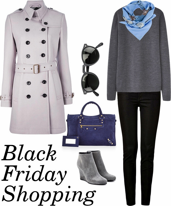What to Wear Today: Black Friday Shopping - www.reportista.com