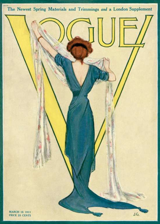 Vogue,March 15, 1911