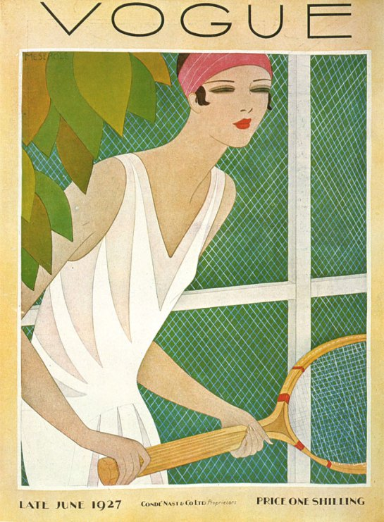 Vogue, June 1927