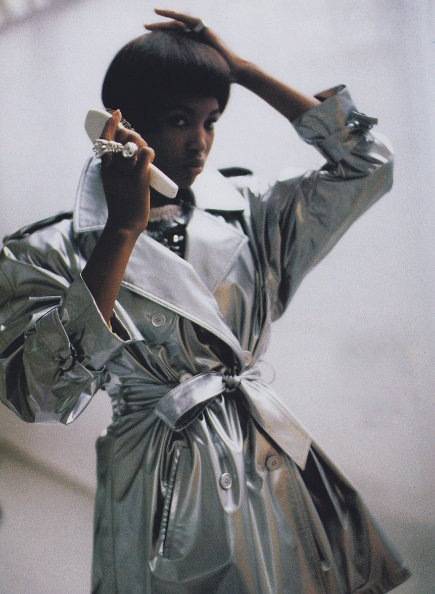 Naomi Campbell - Vogue, September 1994