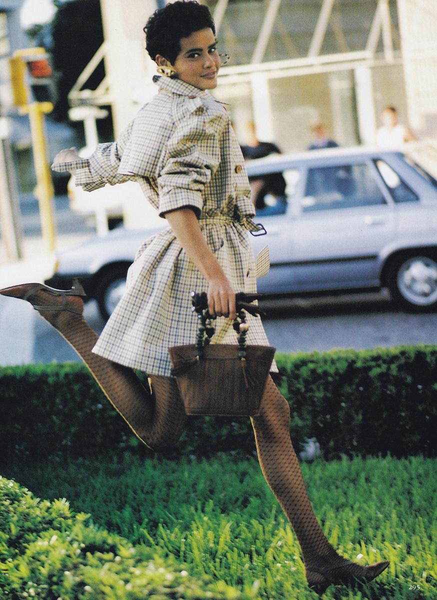 Vogue, February 1990