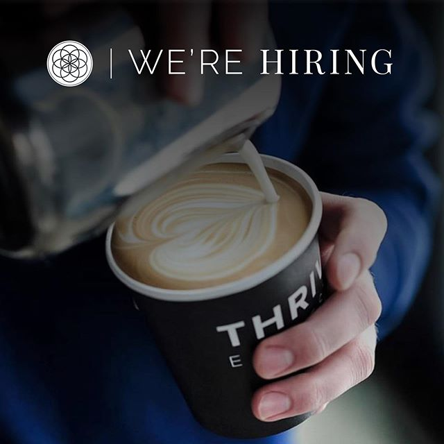 We're hiring! If you're passionate about health, plant-based nutrition, and helping others create a vibrant life, we want to hear from you! Please drop off your resume in store (no emails - we want to meet you 🤗!).