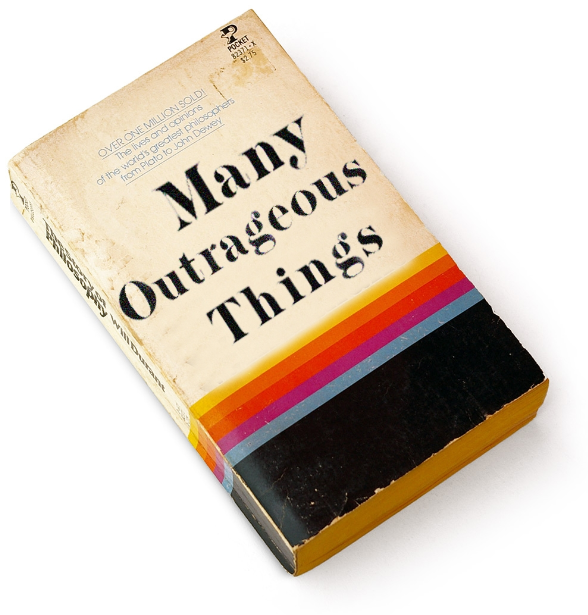 many outrageous things