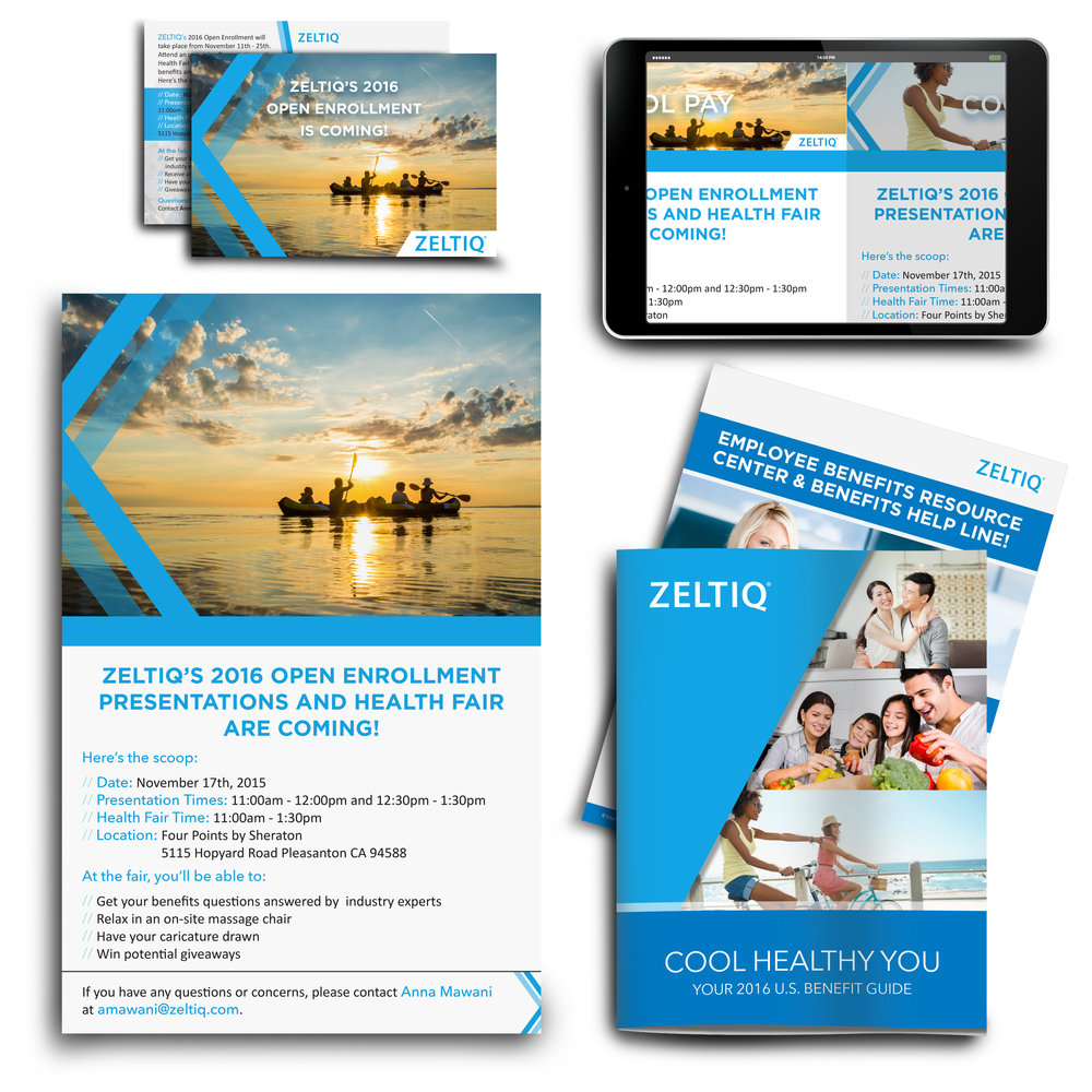 Custom Templates Amanda Papapietro - Employee benefits booklet template