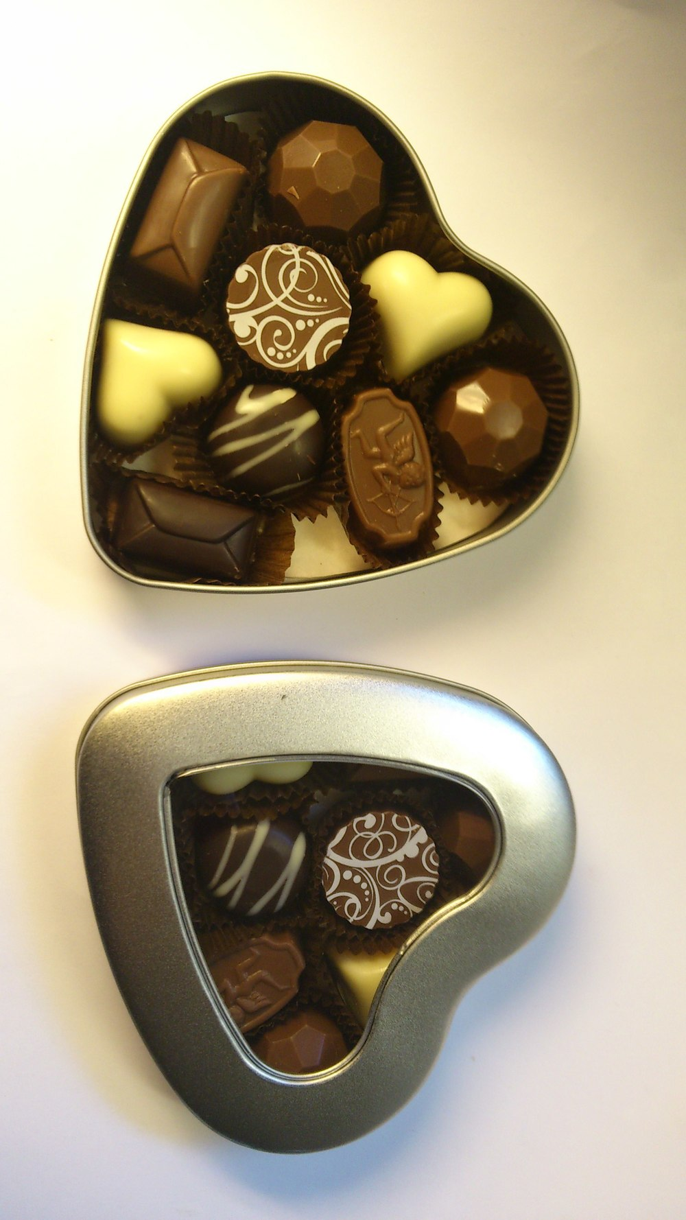 Jeanettes Choklad